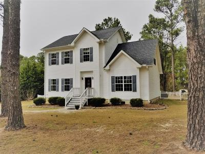 Whispering Pines Single Family Home Active/Contingent: 235 Pine Ridge Drive