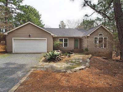 Whispering Pines Single Family Home Active/Contingent: 9 Sandpiper Drive
