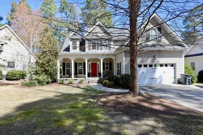 Southern Pines Single Family Home Active/Contingent: 4056 Youngs Road