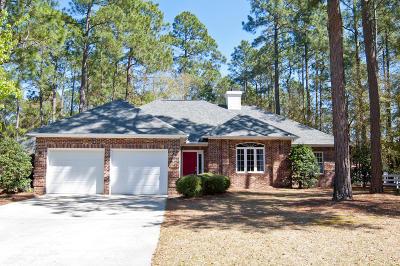 Unit 1 Single Family Home For Sale: 100 Tamarisk Lane
