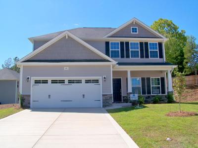Vass Single Family Home Active/Contingent: 630 Overland Court