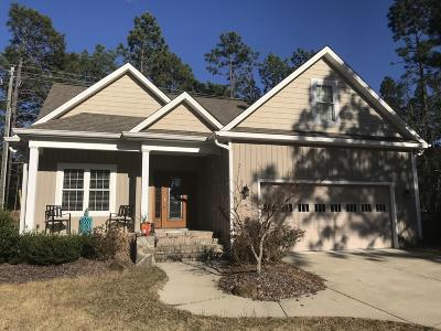 Pinehurst Single Family Home For Sale: 11 Curtis Lane