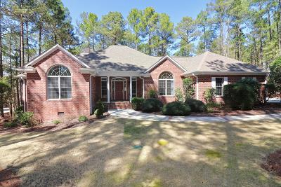 Pinehurst Single Family Home Active/Contingent: 83 Stoneykirk Drive