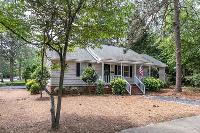 Southern Pines Single Family Home Active/Contingent: 665 N May Street