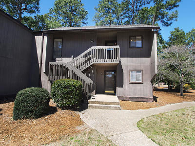 Pinehurst Condo/Townhouse Active/Contingent: 800 St Andrews Drive #122