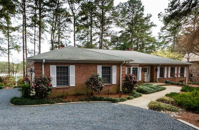 Whispering Pines Single Family Home Active/Contingent: 198 Pine Ridge Drive