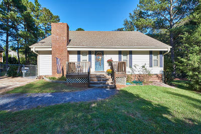 Carthage Single Family Home Active/Contingent: 168 Foxcroft Road