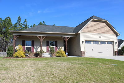 Aberdeen Single Family Home Active/Contingent: 457 Shepherd Trail