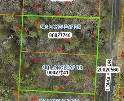 West End Residential Lots & Land For Sale: 507 Longleaf Drive