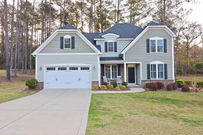 Southern Pines Single Family Home For Sale: 140 Hadley Court