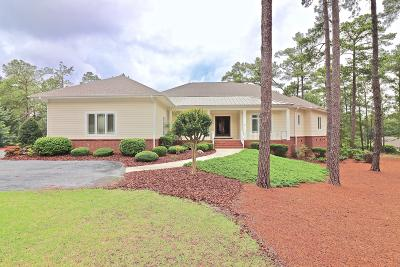Pinewild Cc Single Family Home Active/Contingent: 16 Invershin Court