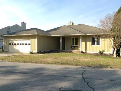 Vass Single Family Home For Sale: 679 Cedar Point Point