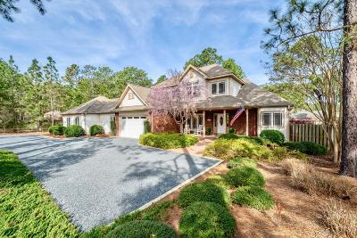Southern Pines Single Family Home Active/Contingent: 560 Grove Road