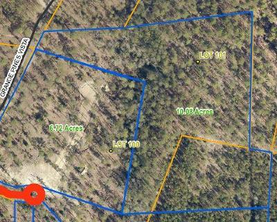 Jackson Springs Residential Lots & Land For Sale: 481 Grande Pines Vista