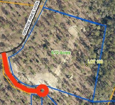 Jackson Springs Residential Lots & Land For Sale: 489 Grande Pines Pines