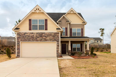 Cameron Single Family Home For Sale: 39 Declaration Drive