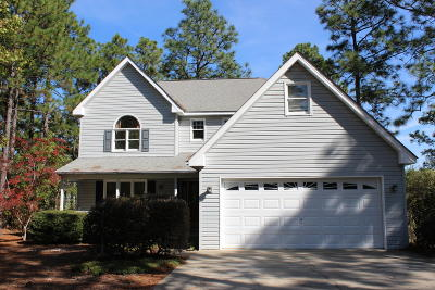 Pinehurst Single Family Home For Sale: 75 Sedgwyck Drive