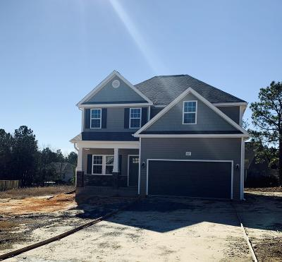 Pinehurst NC Single Family Home Active/Contingent: $249,000