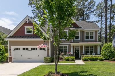 Southern Pines Single Family Home For Sale: 22 Deacon Palmer Drive