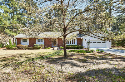 Whispering Pines Single Family Home Active/Contingent: 47 Birdie Drive