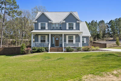 Southern Pines Single Family Home Active/Contingent: 535 Clark Street