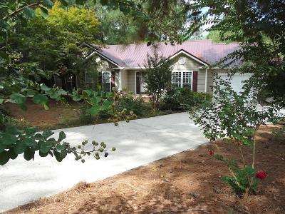 Single Family Home For Sale: 30120 Rock Ridge Road