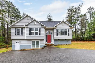 Carthage Single Family Home Active/Contingent: 106 Dundee Drive