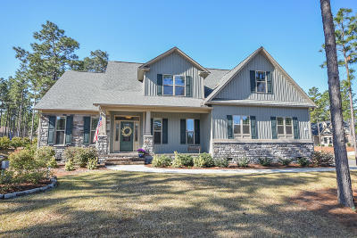 Moore County Single Family Home Active/Contingent: 2 Ainsley Avenue
