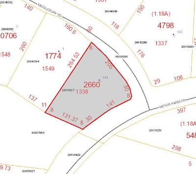 Pinehurst Residential Lots & Land For Sale: 444 Meyer Farm Drive
