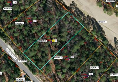 Pinehurst Residential Lots & Land For Sale: 222 Meyer Farm Drive