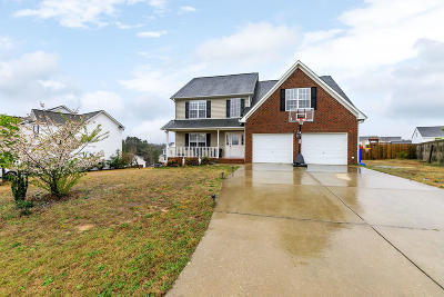 Cameron Single Family Home Active/Contingent: 40 Countess Court