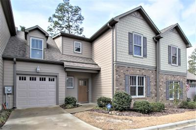 Southern Pines Condo/Townhouse Active/Contingent: 177 Pinebranch Court