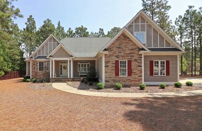 Pinehurst Single Family Home Active/Contingent: 186 Juniper Creek Boulevard