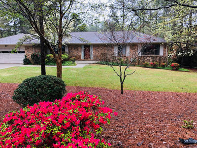 Whispering Pines Single Family Home For Sale: 6 Shadow Lane