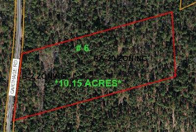 Residential Lots & Land For Sale: 3891 Carthage Road