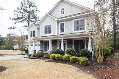 Southern Pines Single Family Home Active/Contingent: 24 Deacon Palmer Place