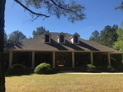 Seven Lakes, West End Single Family Home For Sale: 361 McLendon Hills Drive
