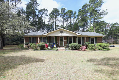 Forest Hills Single Family Home Active/Contingent: 1003 Robinwood Road