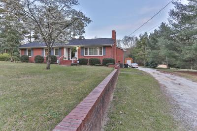 Single Family Home For Sale: 700 Hillcrest Drive