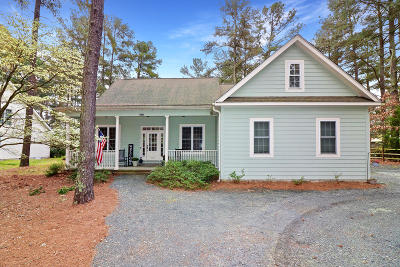 Whispering Pines Single Family Home For Sale: 1163 Rays Bridge Road