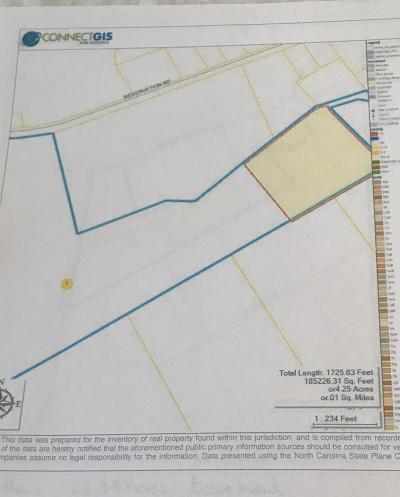 Aberdeen Residential Lots & Land For Sale: 10300 Nc-211