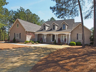 Moore County Single Family Home For Sale: 254 McLendon Hills Drive