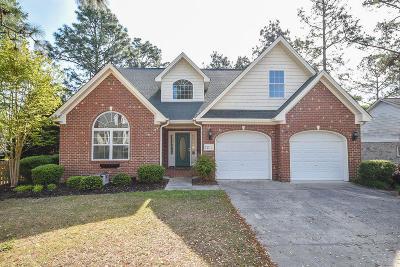 Pinehurst Single Family Home For Sale: 1200 Burning Tree Road