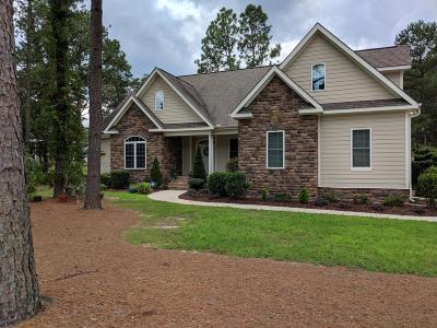 Whispering Pines Single Family Home For Sale: 108 Hammerstone Circle