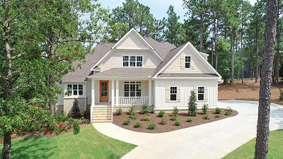 Pinehurst NC Single Family Home For Sale: $589,000