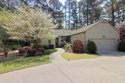 Pinehurst Single Family Home For Sale: 160 Lost Tree Road