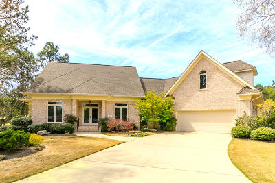 Pinehurst Single Family Home Active/Contingent: 2 Broadmoor Place