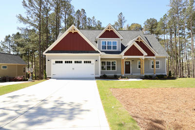 Whispering Pines Single Family Home For Sale: 596 Herons Brook Drive