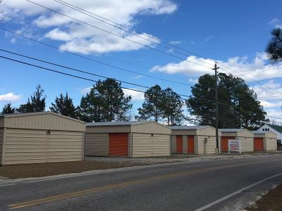 Moore County Commercial For Sale: 622 Magnolia Drive