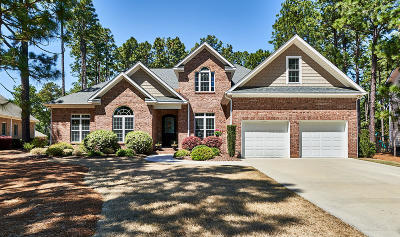 Whispering Pines Single Family Home Active/Contingent: 54 Spearhead Drive